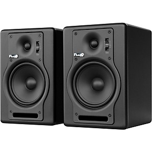 Fluid Audio F5 5 inch Active Studio Monitor Pair by