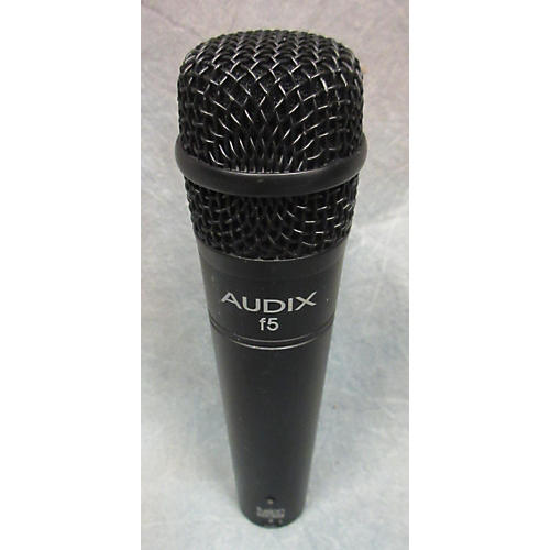 Audix F5 Dynamic Microphone-thumbnail