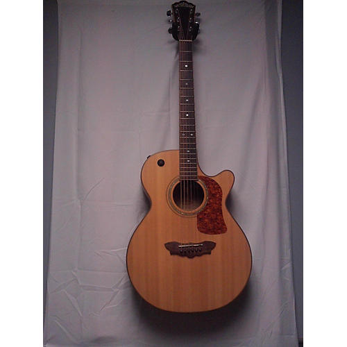 Washburn F52SWCE Acoustic Electric Guitar