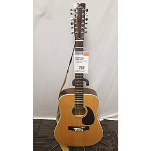 Pre-owned Fender F5512 12 String Acoustic Guitar