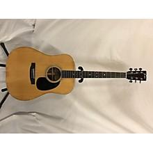 Fender F75 Acoustic Guitar