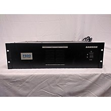 Samson F800 800 WATT POWER AMP Power Amp