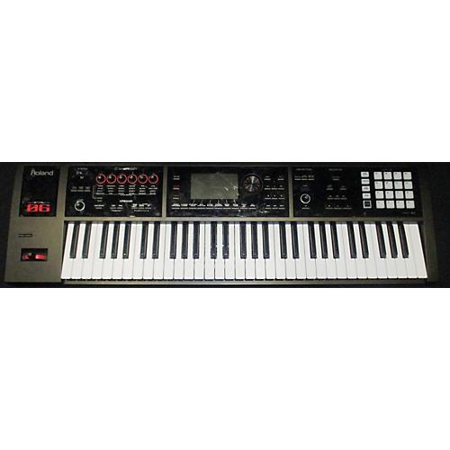 Roland FA 06 Keyboard Workstation