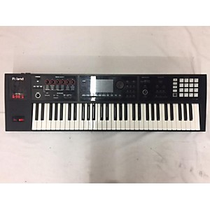 Pre-owned Roland FA-06 Keyboard Workstation
