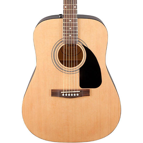 Fender FA-100 Dreadnought Acoustic Guitar Pack Natural-thumbnail