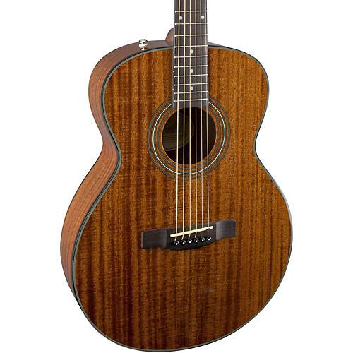 Fender FA-125S All Mahogany Folk Acoustic Guitar Value Pack