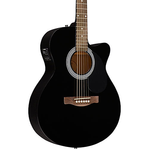 Fender Acoustic Electric Guitar : fender fa 135ce acoustic electric guitar guitar center ~ Vivirlamusica.com Haus und Dekorationen