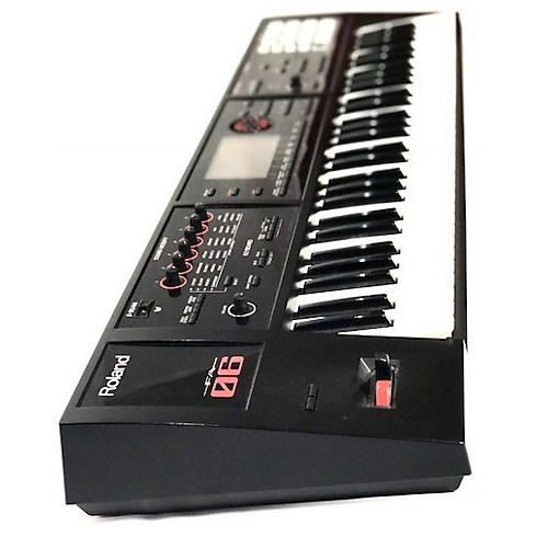 Roland FA06 Synthesizer-thumbnail