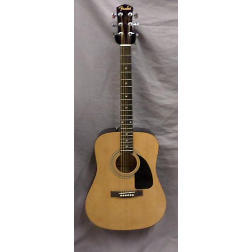 Fender FA100 Acoustic Guitar-thumbnail