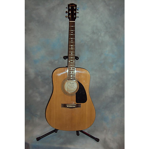 Fender FA100 Natural Acoustic Guitar