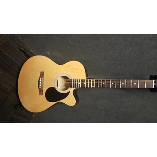 Fender FA135CE Concert Acoustic Electric Guitar