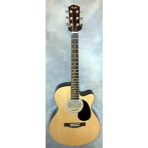 Fender FA135CE Concert Acoustic Electric Guitar-thumbnail
