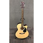 Fender FA135CE Concert Acoustic Electric Guitar