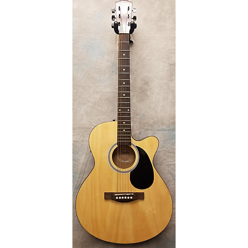 Fender FA135CE Concert Acoustic Electric Guitar-thumbnail