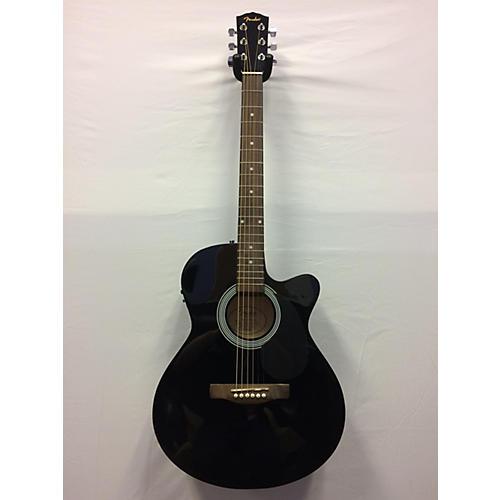 used fender fa135ce concert acoustic electric guitar guitar center. Black Bedroom Furniture Sets. Home Design Ideas
