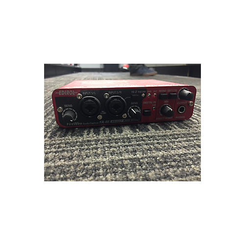 Edirol FA66 Audio Interface