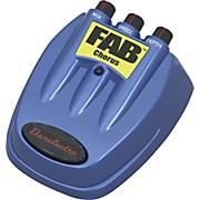 FAB Chorus Guitar Effects Pedal
