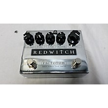 Red Witch FACTOTUM Bass Effect Pedal