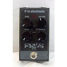 TC Electronic FANGS Effect Pedal