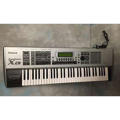 Roland FANTOM XA 61-KEY Gray Keyboard Workstation