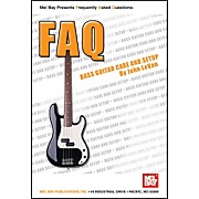Mel Bay FAQ: Bass Guitar Care and Setup Book