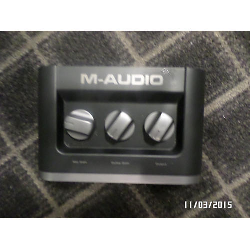 M-Audio FAST TRACK Audio Interface-thumbnail