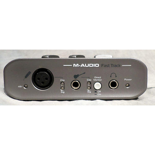 M-Audio FAST-TRACK Audio Interface-thumbnail