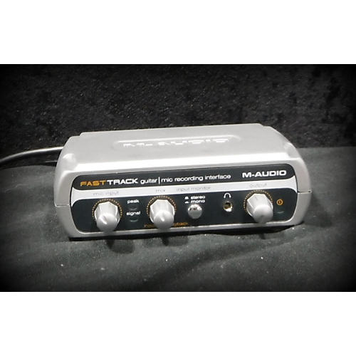 M-Audio FAST TRACK Audio Interface