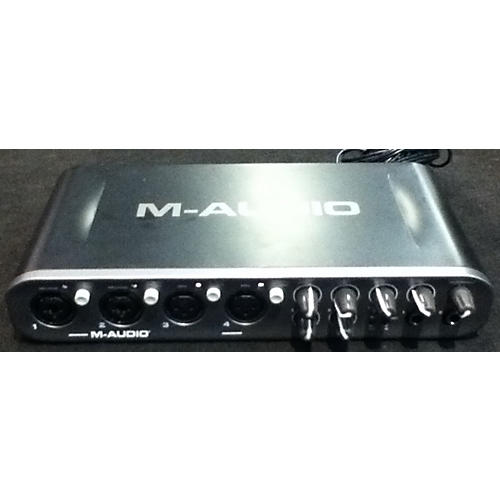M-Audio FAST TRACK ULTRA Audio Interface-thumbnail