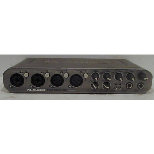 used m audio fast track ultra audio interface guitar center. Black Bedroom Furniture Sets. Home Design Ideas