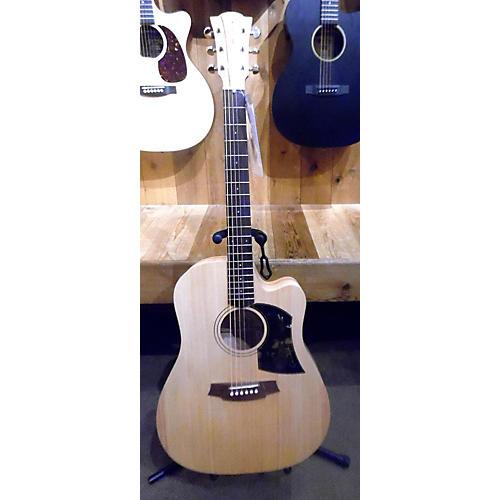 Cole Clark FAT LADY 1 FL1EC-BM Acoustic Electric Guitar