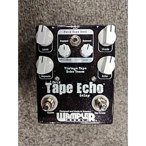 used wampler faux tape echo delay effect pedal guitar center. Black Bedroom Furniture Sets. Home Design Ideas