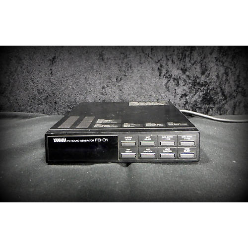 Yamaha FB-01 Fm Sound Generator Sound Module-thumbnail