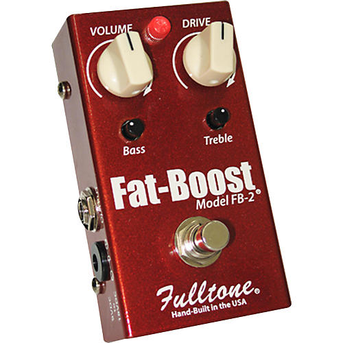 Fulltone FB-2 Guitar Effect Fat Boost