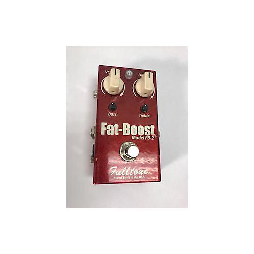 Fulltone FB2 Fat Boost Clean Booster Effect Pedal-thumbnail