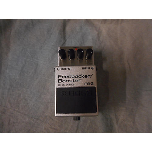 Boss FB2 Feedbacker Booster Effect Pedal-thumbnail