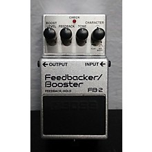 Boss FB2 Feedbacker Booster Effect Pedal
