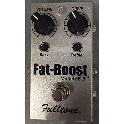 Fulltone FB3 Fat Boost Effect Pedal-thumbnail