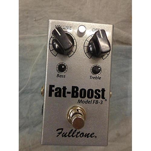 Fulltone FB3 Fat Boost Effect Pedal-thumbnail