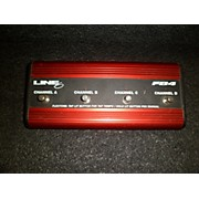 Line 6 FB4 Footboard Footswitch