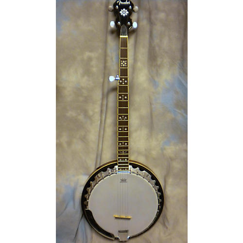 Fender FB54 5 String Natural Banjo