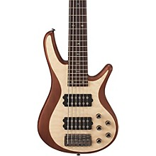 Mitchell FB706 Fusion Series 6-String Bass Guitar with Active EQ