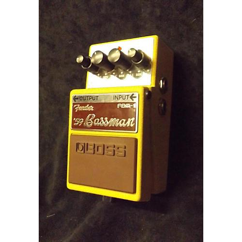 Fender FBM1 Effect Pedal