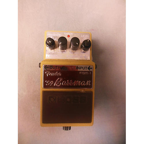 Fender FBM1 Effect Pedal-thumbnail