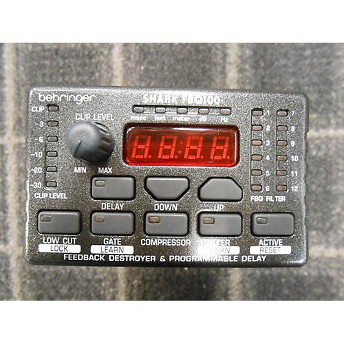 Behringer FBQ100 Feedback Suppressor-thumbnail