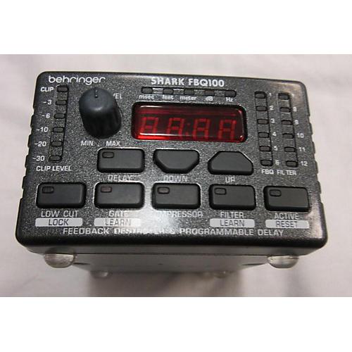 Behringer FBQ100 Feedback Suppressor