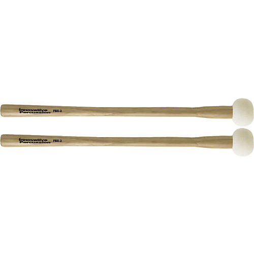 Innovative Percussion FBX Field Series Marching Bass Mallets