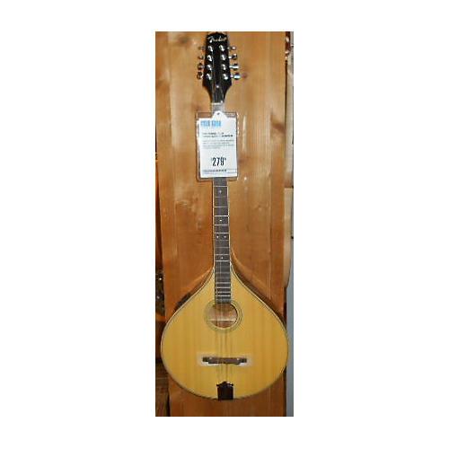 Fender FBZ AE BAZOOKI Mandolin