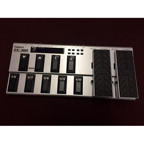 Roland FC300 MIDI Footswitch