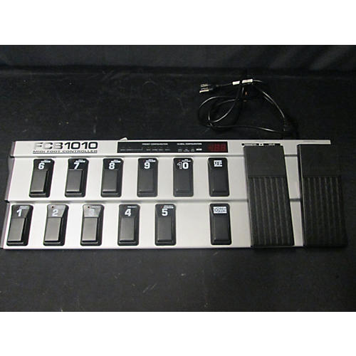 Behringer FCB1010 MIDI Controller-thumbnail